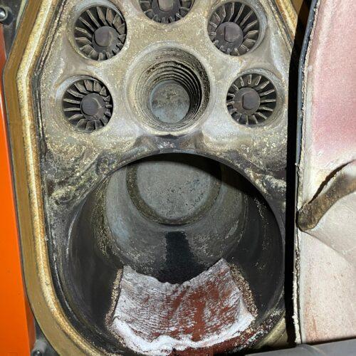Ölfeuerungen